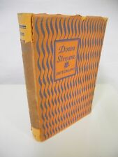 J.K. Huysmans - Down Stream and Other Works - First American Edition
