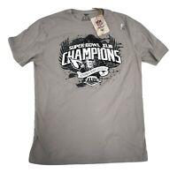 Reebok NFL Mens Arizona Cardinals Super Bowl XLIII Champions NWT S