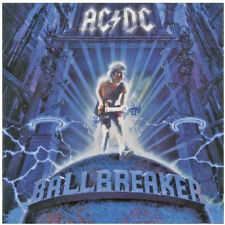 AC/DC CD Ballbreaker (Hard as a rock, Cover you in oil)