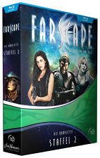 Farscape - Verschollen im All - Staffel 2 [BLU-RAY] - Deutsch - Fernsehjuwelen