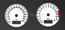 Kawasaki ZX 9 R ZX 9R ZX9R 00 Tachoscheiben Tacho Gauge plates dial N