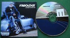 Fabolous Street Dreams ft Snoop Dogg Ashanti Mary J Blige Missy Elliott CD