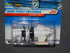HW HOT WHEELS 1998 FIRST EDITION #39/40 FATHOM THIS HOTWHEELS AIRPLANE/BLIMP