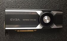 EVGA Nvidia GTX 980 4GB SC Graphics Card | 2048 Cudas | VR READY! | REFURBISHED