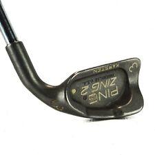 "Ping Zing-2 3 Iron White Dot Upright 3-Degree Steel RH Right 39"""