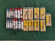 Gun Cleaning Supplies lot, Rifle Shotgun Jags, Mops, Brushes