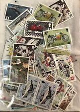 More details for 50 x isle of man postage letter rate mint stamps @ 62p (100 x 31p)  for uk / iom