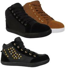 Unbranded Suede Lace Up Trainers for Women