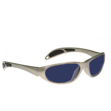 BoroTruView Shade #5 Glassworking Safety Glasses - 59-20-130 Taupe Plastic Wrap