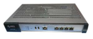 ZyXEL UAG2100 Hotspot Router Incl. SP350E Printer #120