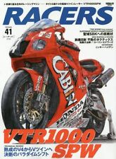 Brand New Racers Vol. 41 VTR1000SPW