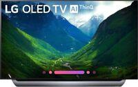 "LG 55"" Class OLED55C8 4K Ultra HD OLED TV UHD HDR Smart TV ThinQ inch in"