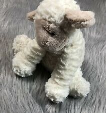 Jellycat Fuddlewuddle Soft Plush Sitting Lamb Beanbag Stuffed Animal