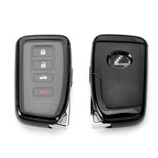 TPU Full sealed Cover Black Key Fob Shell Case for Lexus IS GS RX ES NX LS RC LX