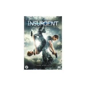 Insurgent/Divergent 2: L'Insurrection (Shailene Woodley, Theo James ) DVD New