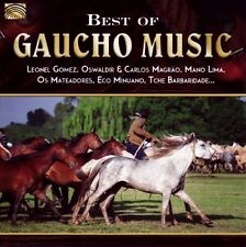 BRESIL-Various Artists / Gaucho Music / (1 CD) / NEUF