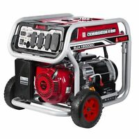 A-ipower 12000-Watt Gasoline Powered Electric Start Generator CARB RV Standby