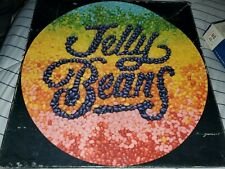 Springbok To Bean Or Not To Jelly Beans Circular Jigsaw Puzzle Vintage