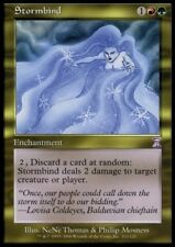 MTG 1x STORMBIND - Time Spiral *Rare ASIA JAPANESE NM*