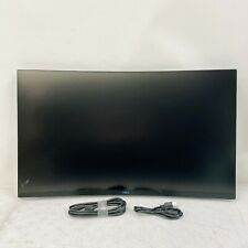 """Dell S3220DGF 32"""" LED Curved QHD FreeSync 165Hz Gaming Monitor DEEP SCRATCHES"""