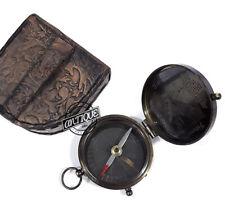 Titanic Theme Marine Compass Ship/Boat Maritime Brass Hand-made Valentine Gifts