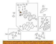 Chevrolet GM OEM 04-06 Aveo Dash Instrument Panel-Light Bulb 94535599