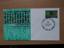 Australia 1972 16 Oct FDC 10th Intern'l Accountancy Congress. Kew, VIC P/M