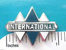 INTERNATIONAL HARVESTER  IH - hat pin , lapel pin , tie tac , hatpin GIFT BOXD s