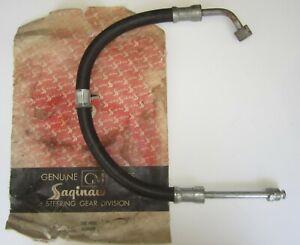 1960 Buick Power Steering Pressure Hose. OEM 5688459