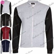Zip Cotton Baseball Unbranded Coats & Jackets for Men