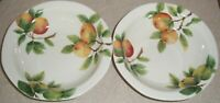 SET of 2   ROYAL DOULTON  CITRUS GROVE   FRUIT / SAUCE /  DESSERT  BOWLS 6 1/2""