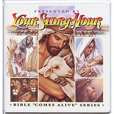 NEW Your Story Hour Bible Comes Alive Volume 2  Audio CD Album DAVID SAUL RUTH