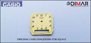 Ersatz Vintage Original Zifferblatt / Zifferblatt Casio Für AQ-415