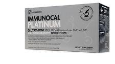 "IMMUNOCAL PLATINUM 30Pk Natural source Glutathione ""ORIGINAL"" by Immunotec"
