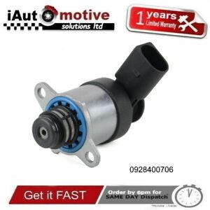 Fuel Pump Pressure Regulator Control Valve Audi A3 A4 A6 Q5 TT 2.0TDI 0928400706