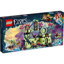 Lego Elfos desglose de la fortaleza del rey Duendes 41188 Nuevo