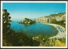 AD4219 Taormina (ME) - Isola Bella e Capo Taormina - Cartolina postale