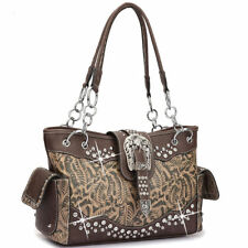 New Dasein Women Handbag Faux Leather Satchel Tote Bag Shoulder Bag Bag Purse