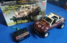 Vintage Nikko Technotoy Speed Tornado RC Buggy Strandbuggy 1:10 Rarität OVP 80er