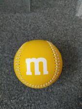 More details for (rare) m&m baseball ball yellow