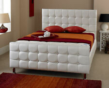 Handmade Leather Modern Bed Frames & Divan Bases