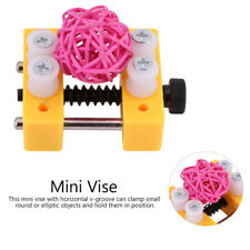 Mini Jewelry Table Bench Vise Clamp Craft Hobby Vice Craft Soldering Repair stp