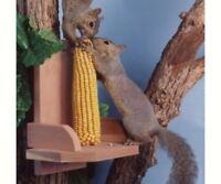 SQUIRRELS  - GIFTS FOR SQUIRREL LOVERS - Squirrel Platform feeder - SEWF2040