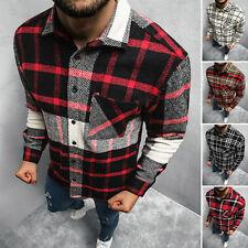 Freizeithemd Langarmhemd Hemd Shirt Casual Classic Herren OZONEE E/3900Z