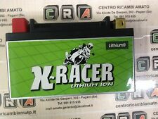 BATTERIA LITIO MOTO SCOOTER UNIBAT X RACER LITHIUM 9 GILERA Runner SP 180 99