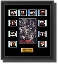 Sons of Anarchy Framed 35mm Film Cell Memorabilia FILMCELLS Charlie Hunnam