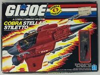 GI Joe Cobra Stellar Stiletto 1988