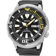 Seiko Prospex Baby Tuna Yellow Fin SRP639 Divers Watch Steel Shroud SRP639K1
