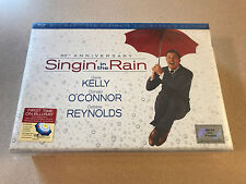 Singin in the Rain: 60th Anniversary Collection Blu/Dvd Set Sealed New Lower #