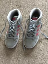 Girls ADIDAS Hi-top Boots ( Size 4)